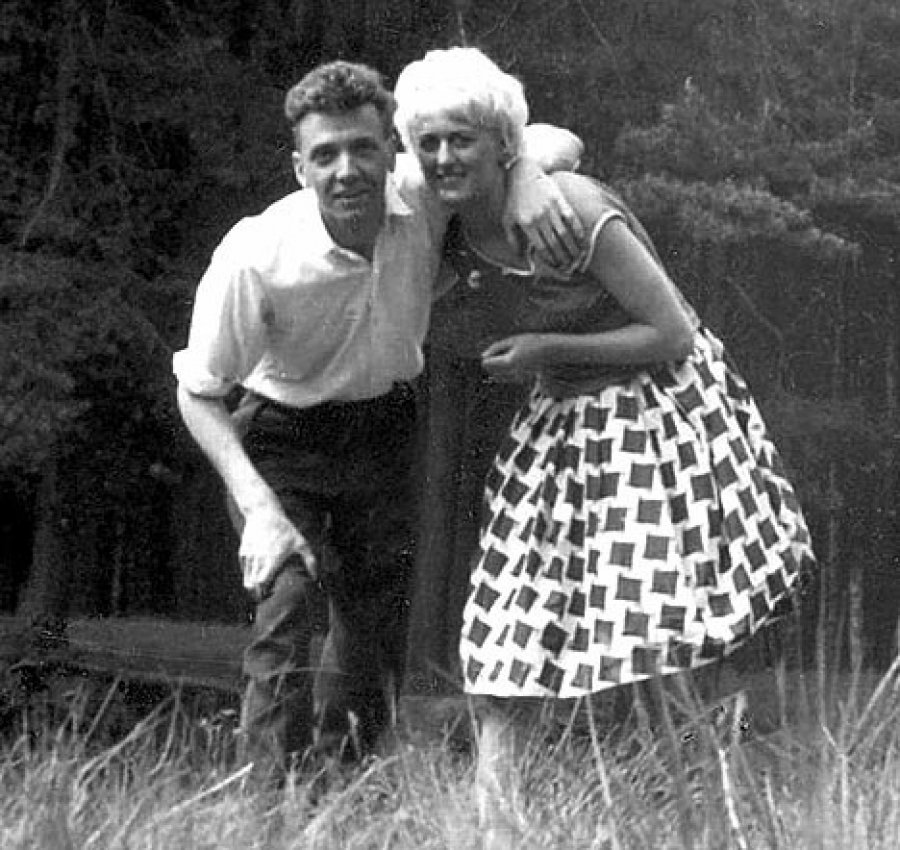 Pure evil, beyond belief: The Moors murderers Ian Brady and Myra Hindley photographed during their mass killing spree